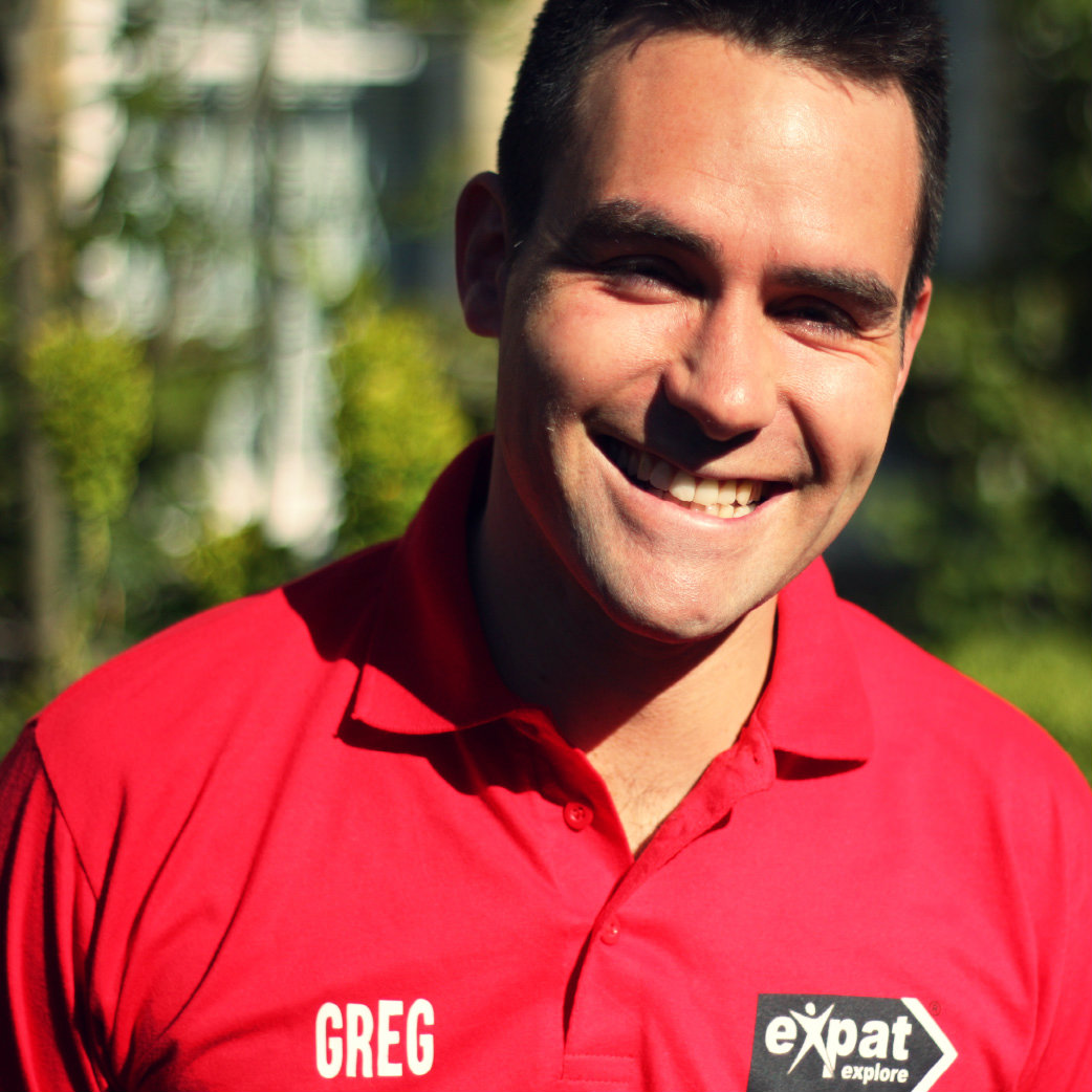 Greg Fleming, Operations Manager at Expat Explore.