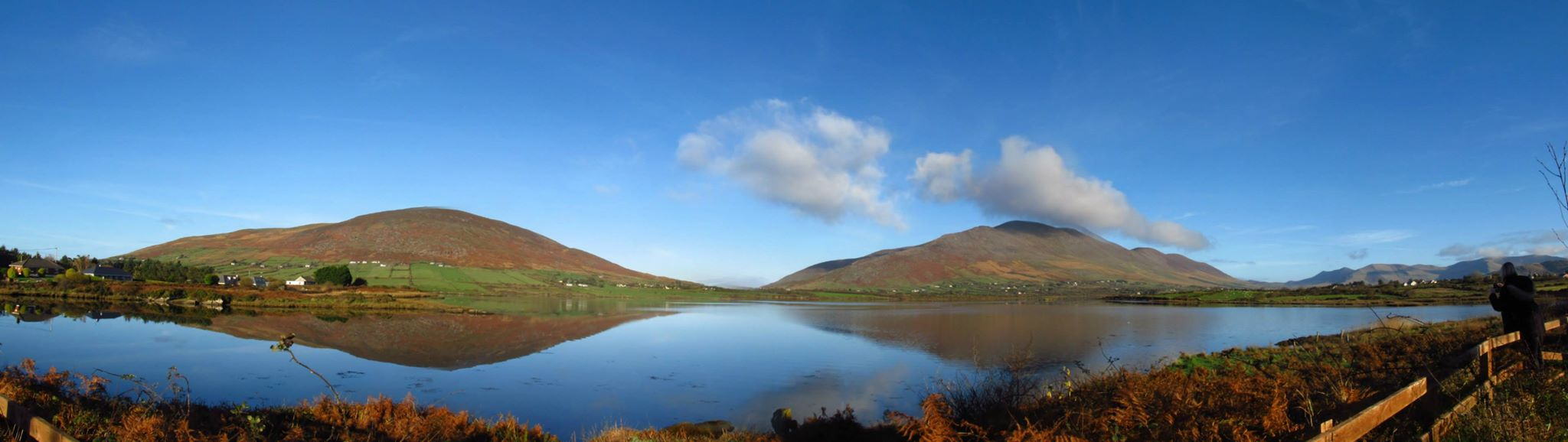 Cahersiveen - a town in Republic of Ireland