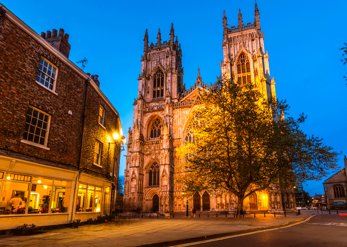 York Minster - England.
