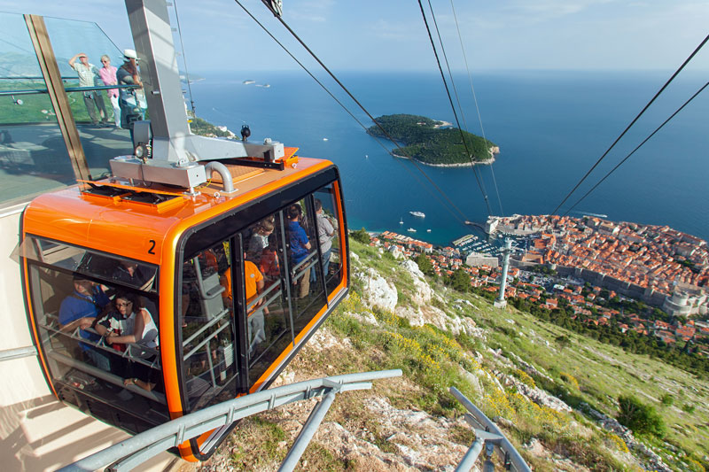 Cable-Car-Dubrovnik