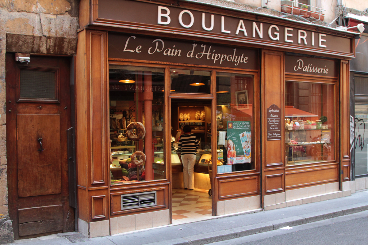 French Bakeries can be found on every street in Paris