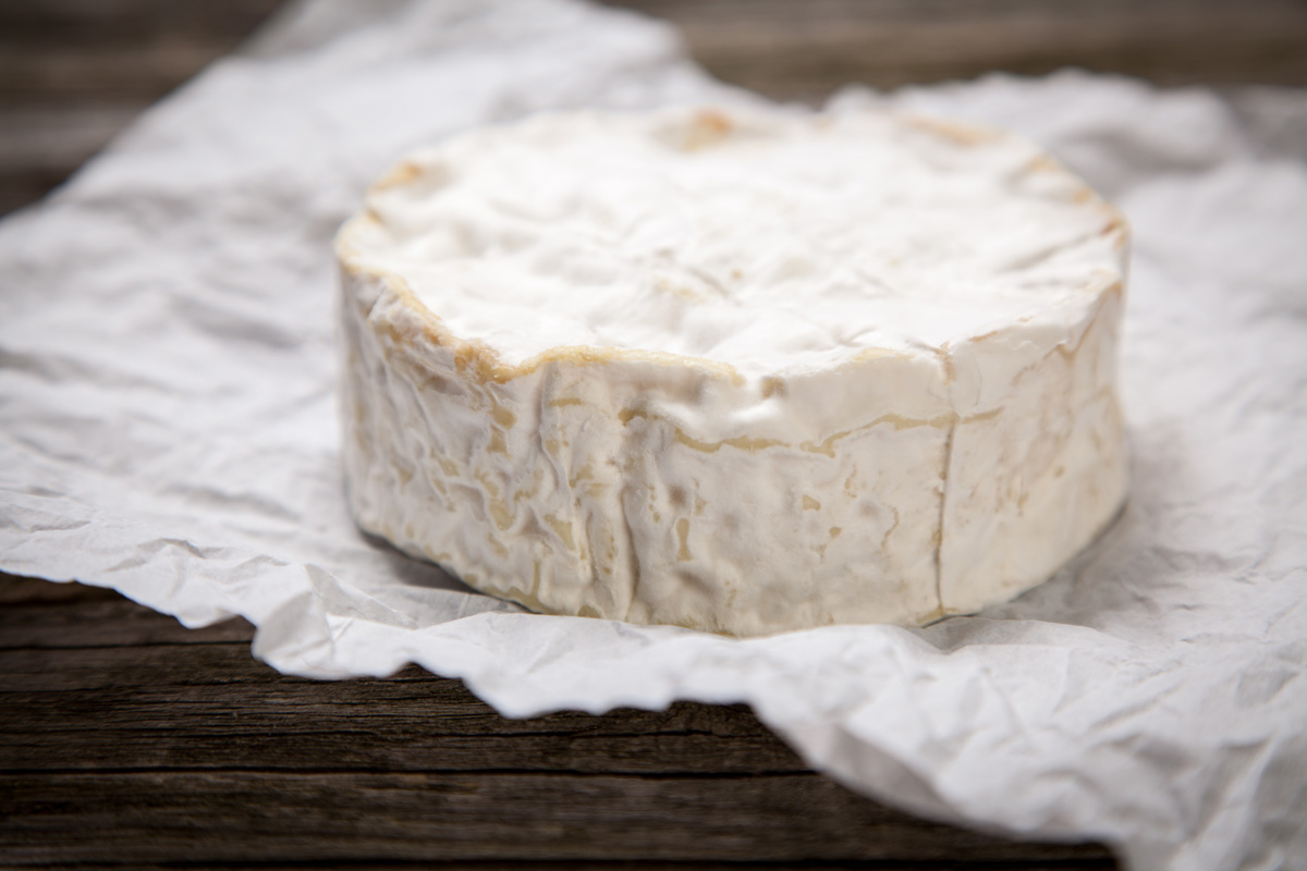 If you love creamy cheese, French Camembert is a must!