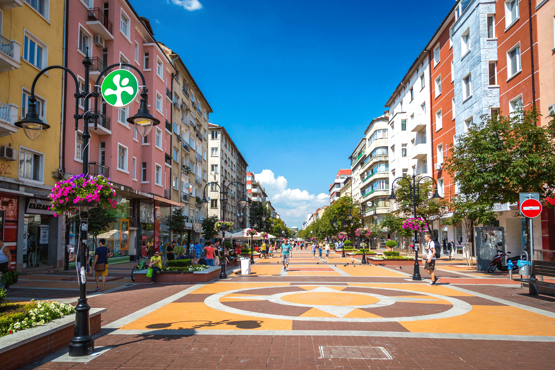 an introduction to sofia the capital city of bulgaria Where is bulgaria location of bulgaria sofia is the capital city of bulgaria it has a population of 1,152,556, and is located on a latitue of 427 and longitude.