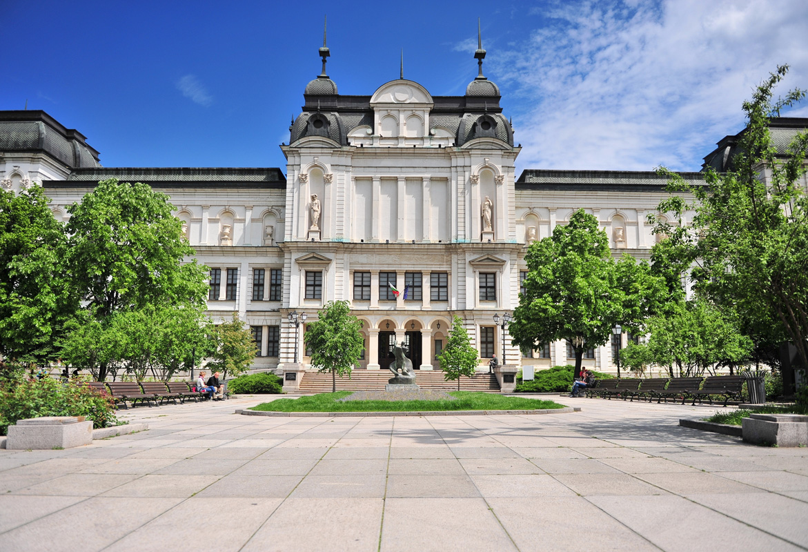 The National Art Museum in Sofia - the best place to see Bulgarian fine arts.