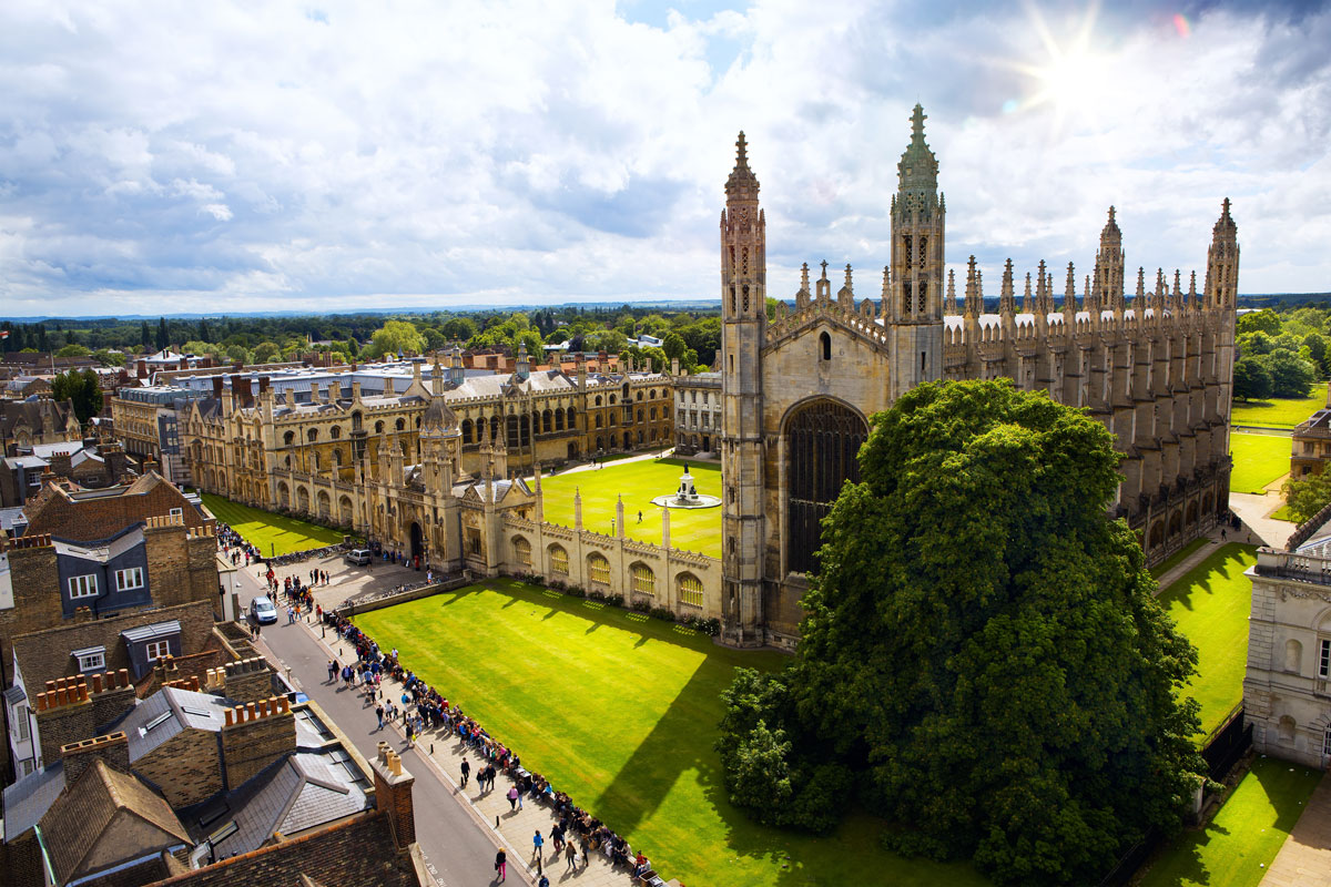 Cambridge, Great Britain