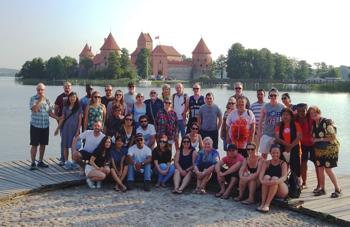 Group travel with Expat Explore