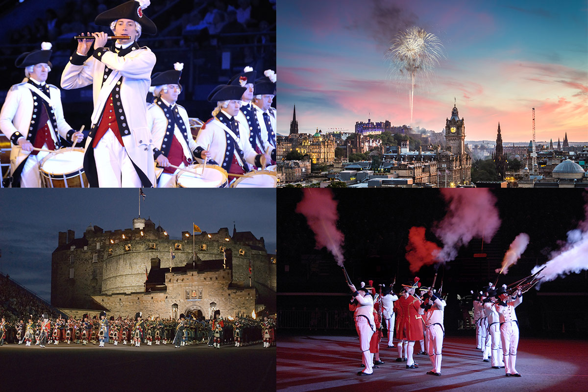 Scotland s annual events festivals not to be missed for Royal edinburgh military tattoo