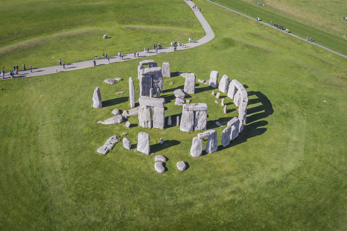 uncovering the purpose of the stonehenge sculptures Stonehenge itself was a massive undertaking, requiring the labor of thousands to move stones from as far away as west wales, shaping them and erecting them, he said in a statement.