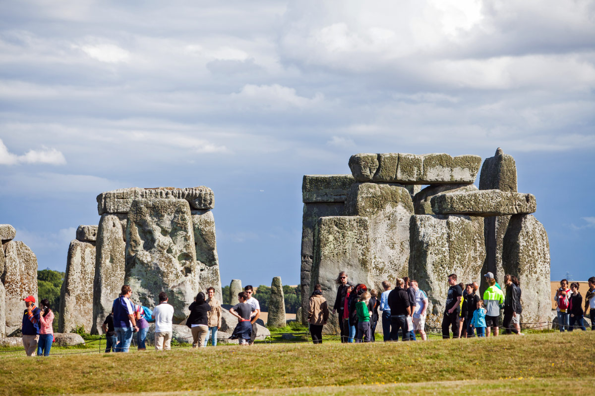 Britain's Finest Ancient Monuments