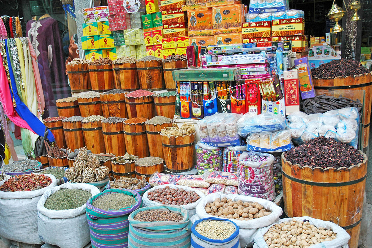 Spices-Egypt-Cairo-Local-Market