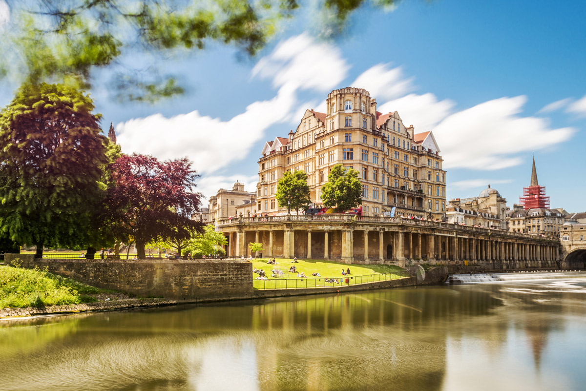 View of Bath, United Kingdom Older Travellers