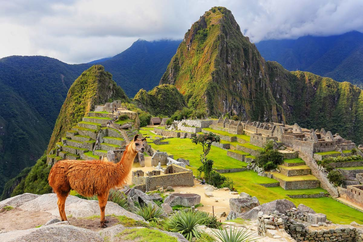 Machu Picchu ruins voted as one of the new 7 wonders of the world