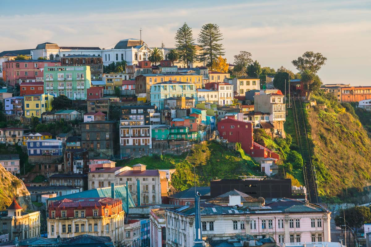 UNESCO World Heritage City Valparaiso