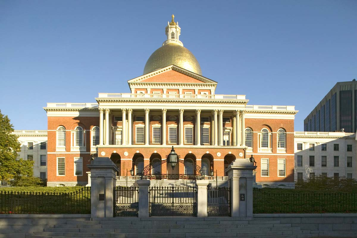 Old state house for the commonwealth of Massachusetts
