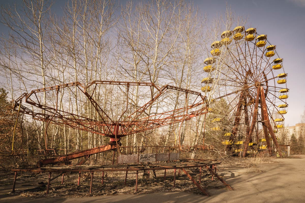 Chernobyl theme park reasons to visit Kiev