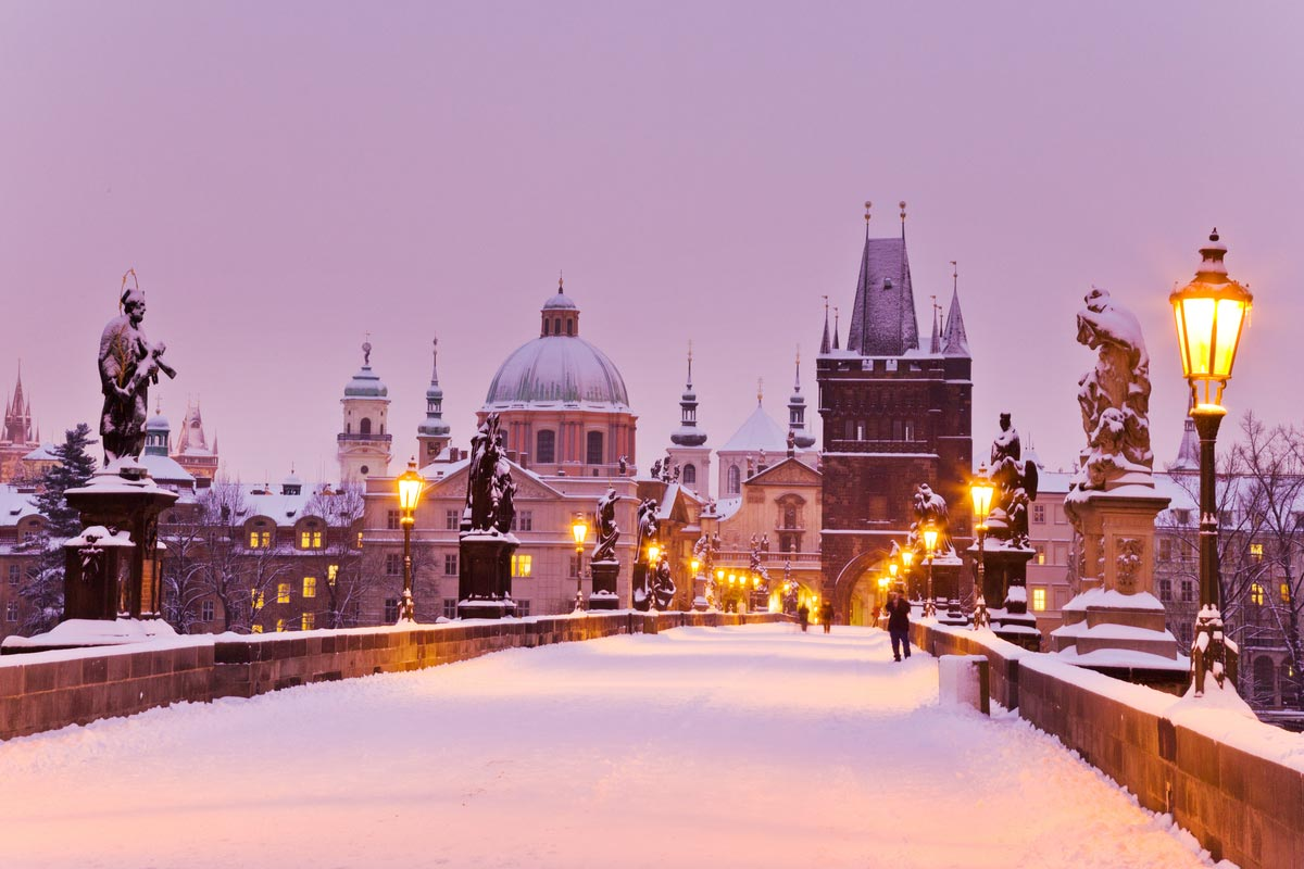 Charles bridge, Old Town bridge tower, Prague