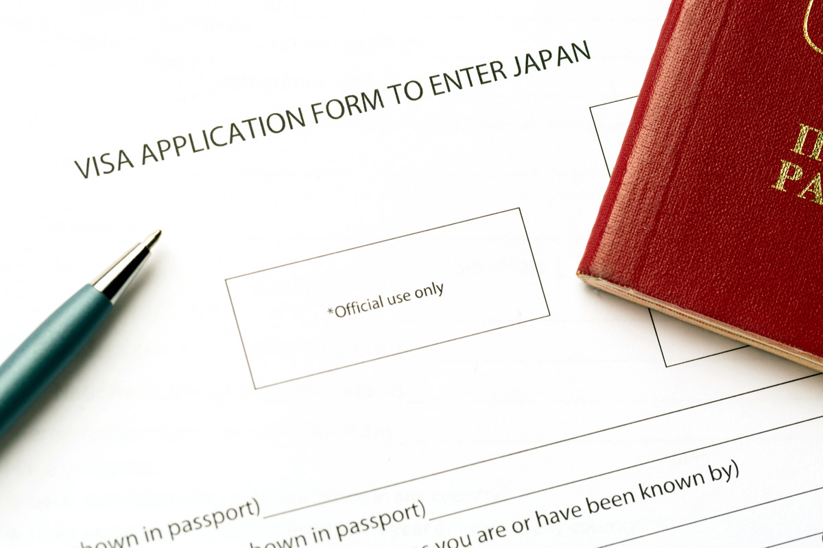 Be sure to research your visa requirements on the official government website