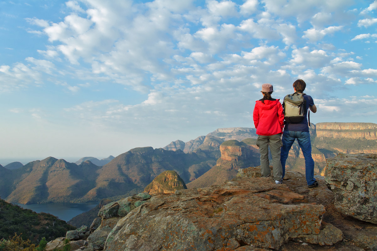 Go on a hiking adventure in South Africa