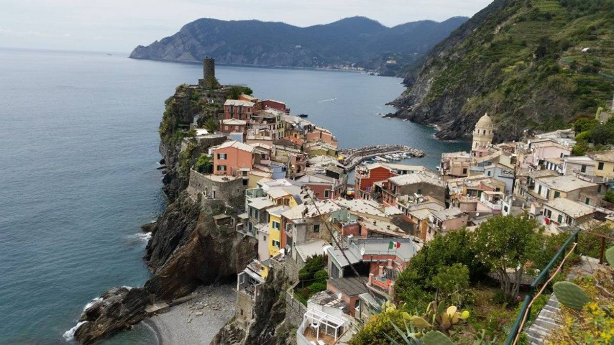 View Cinque Terre what you gain from travel