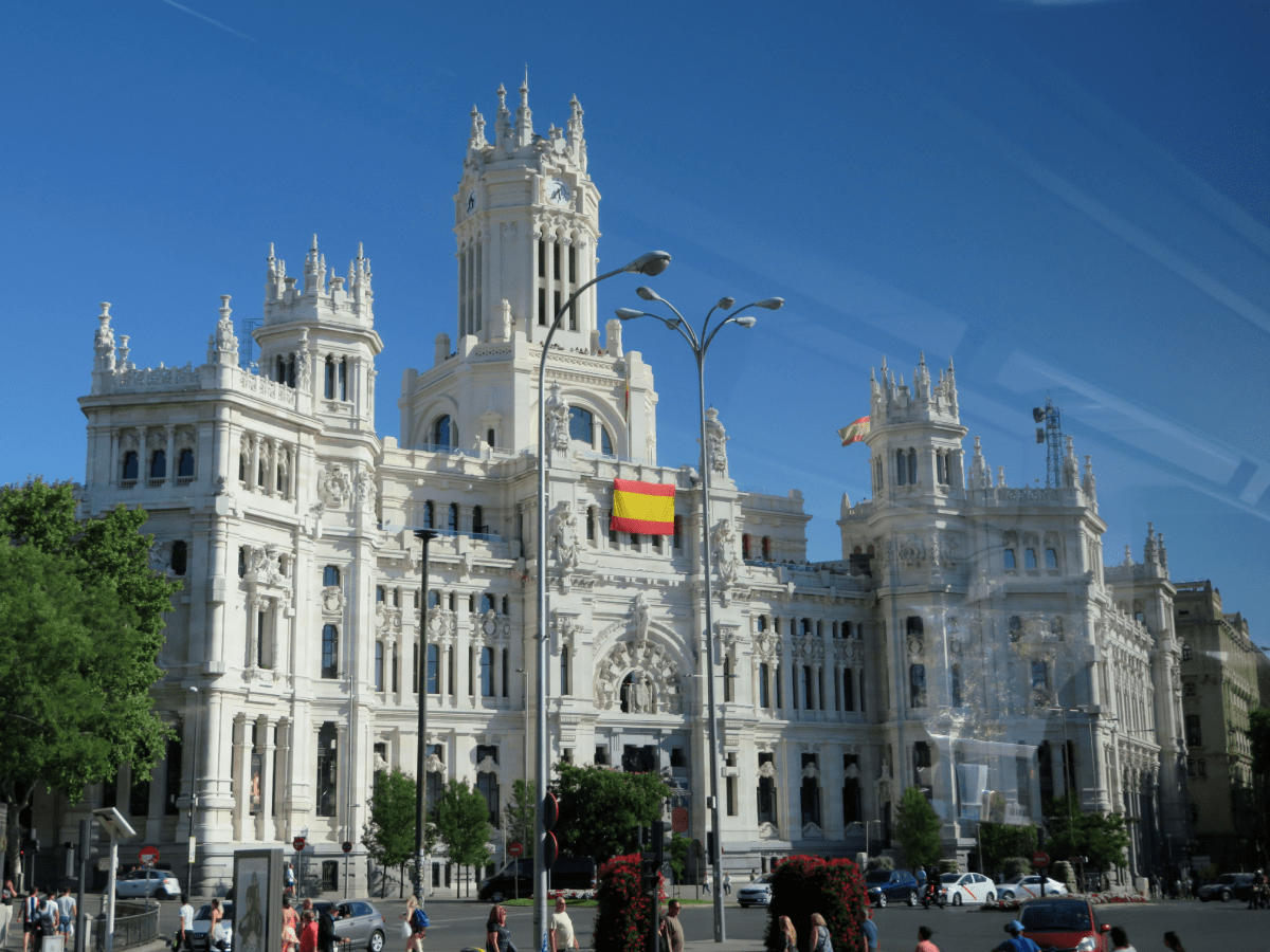 Building Spain advice first trip