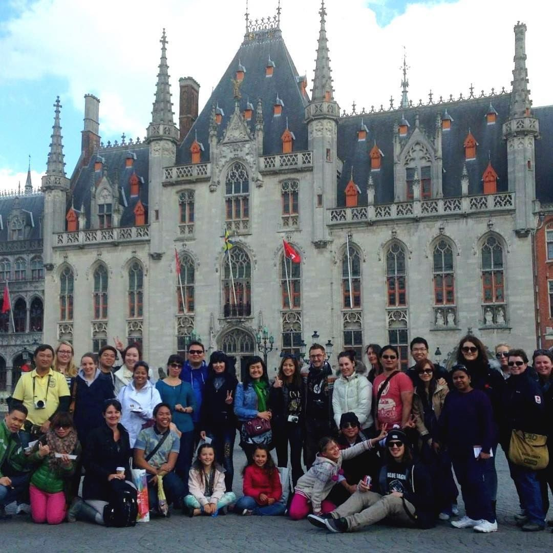 European Coach Tours  Multicity Vacation Packages