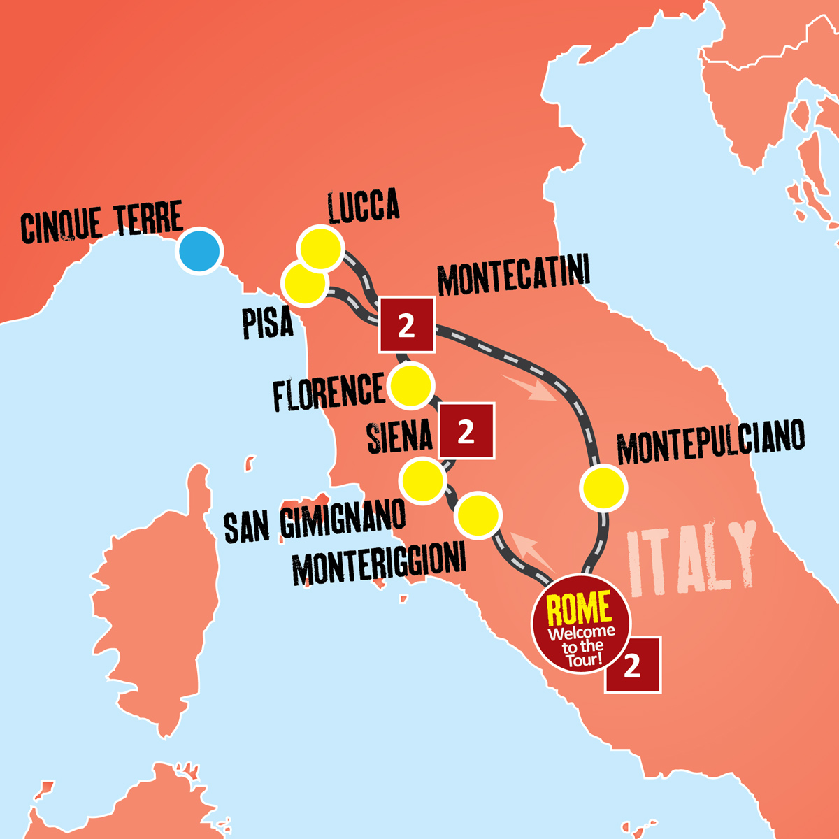 Vacation Packages Tuscany: Tuscany Holiday Packages